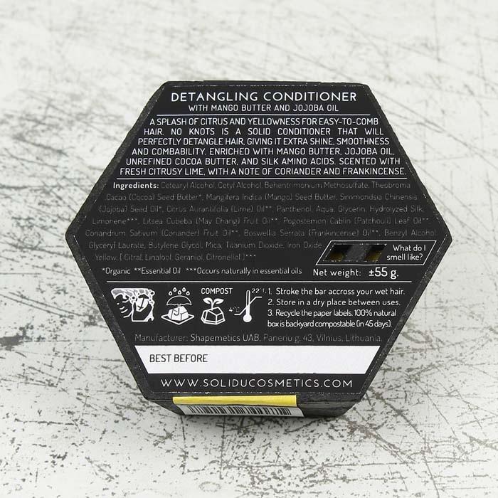 Conditioner Bar - No Knots