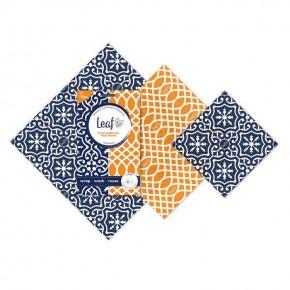 Leaf Wraps - 3 Pack - Marrakesh