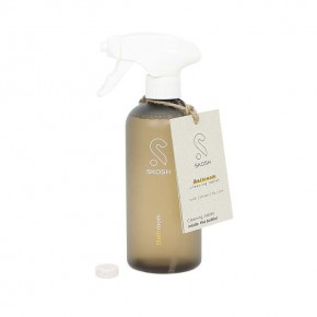 Recycled Plastic Spray Bottle + Cleaning Tablet - Bathroom