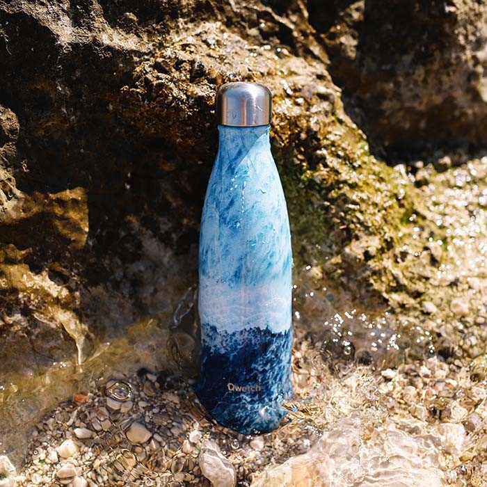 Insulated Stainless Steel Bottle - Ocean Lover - 500ml