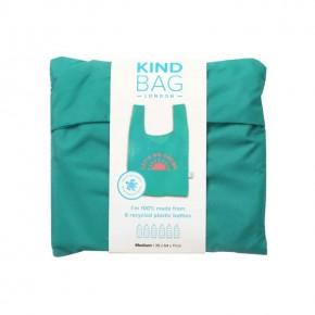 Medium Reusable Shopping Bag - Go Green