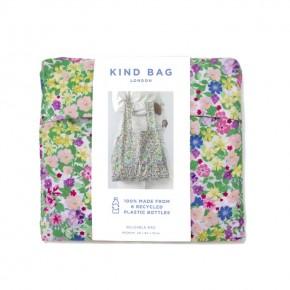 Medium Reusable Shopping Bag - Meadow Flowers