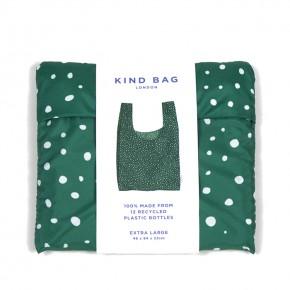 XL Reusable Shopping Bag - Polka Dots