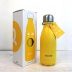 260ml Insulated Bottle - Pop - Yellow