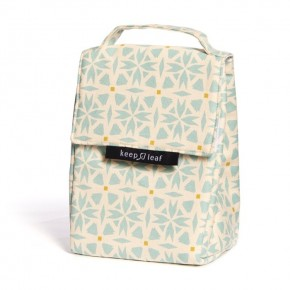 Insulated Lunch Bag - Geo