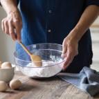 Mixing Spoon - Medium - In Use