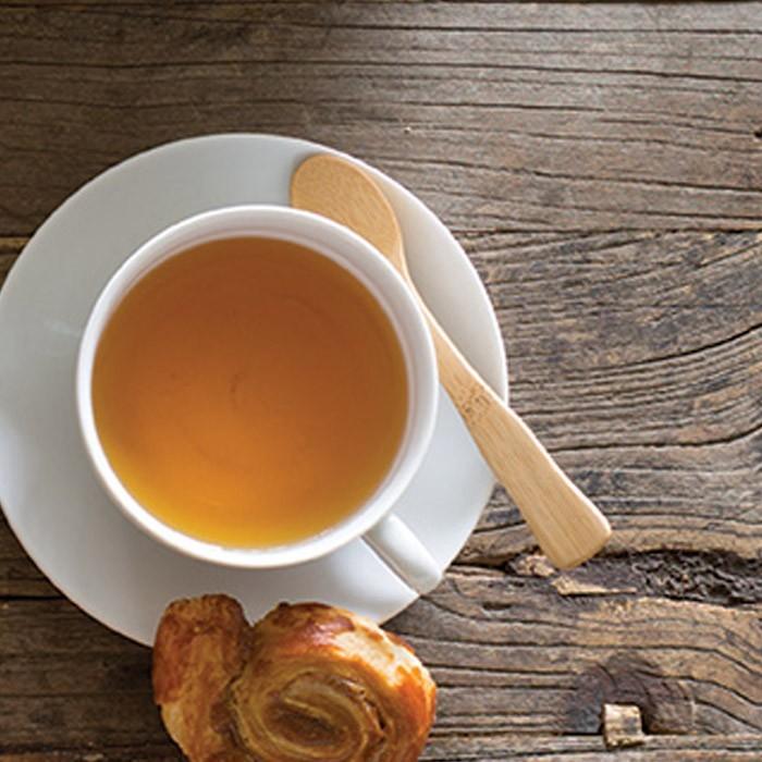 Tea Spoon in Use