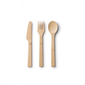 Knife, Fork & Spoon Set