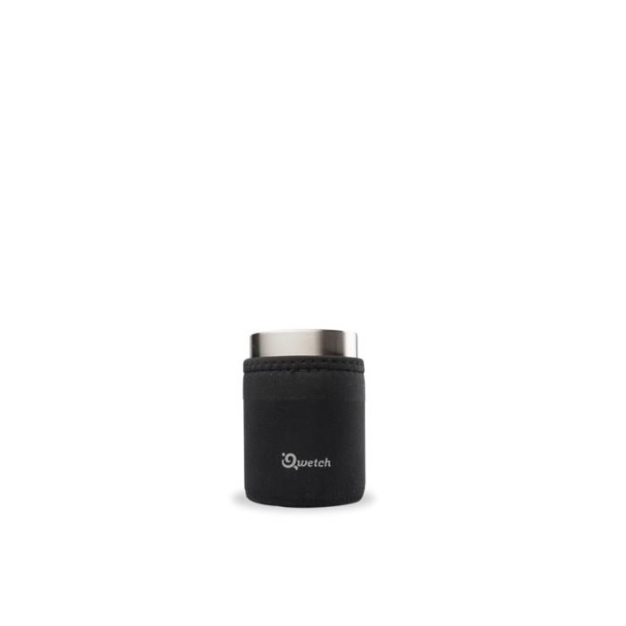 Neoprene Sleeve for Glass Espresso Mug - 160ml - in packaging