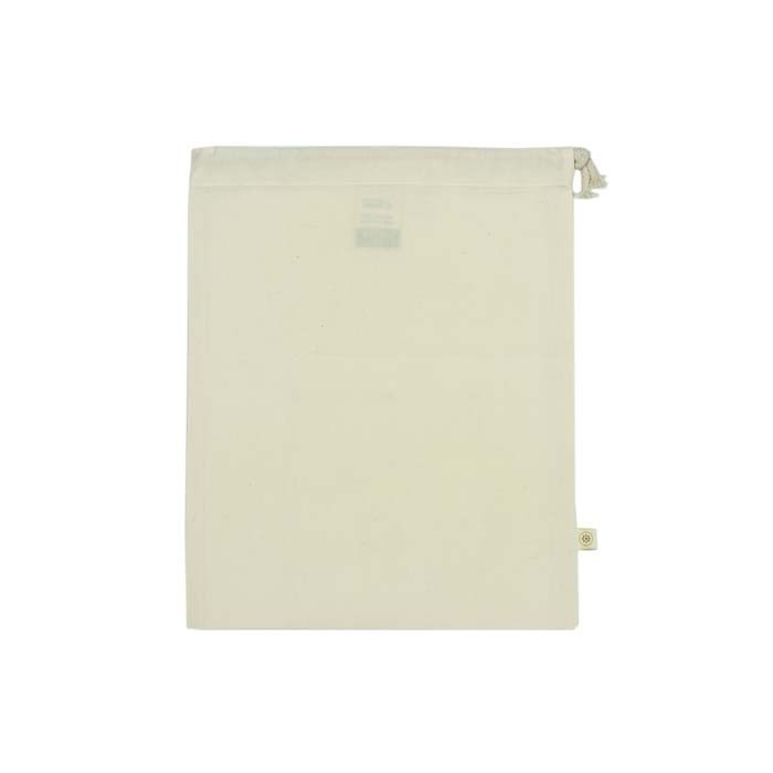 Organic Cotton Produce Bag - Medium