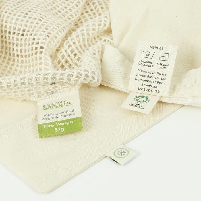 Produce Bags - Labels