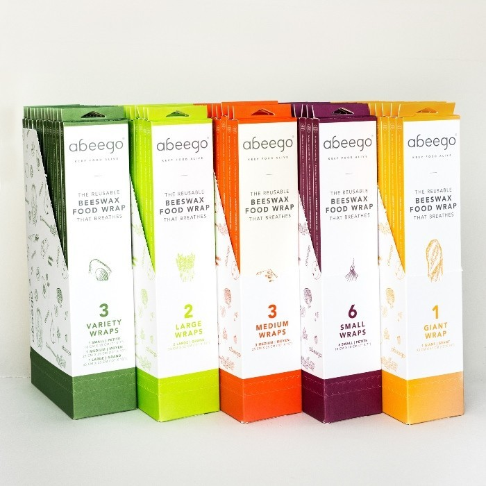 Abeego in Case Packs (Order in 12s)