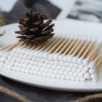 Bamboo Cotton Buds - Pack 100