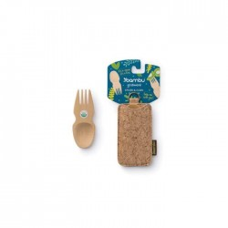 Spork & Cork - in packaging