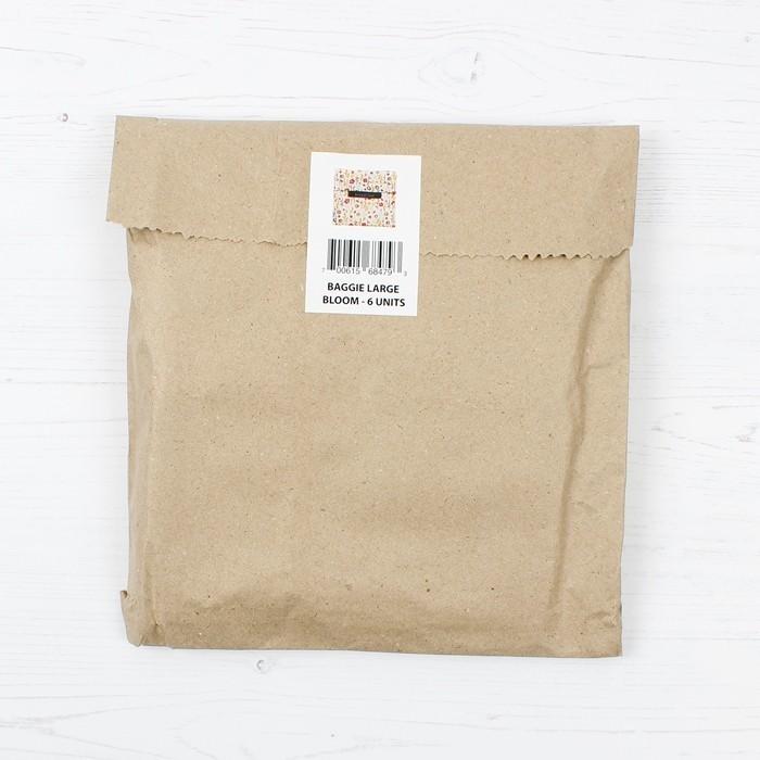 Large Baggie - in paper bag packaging
