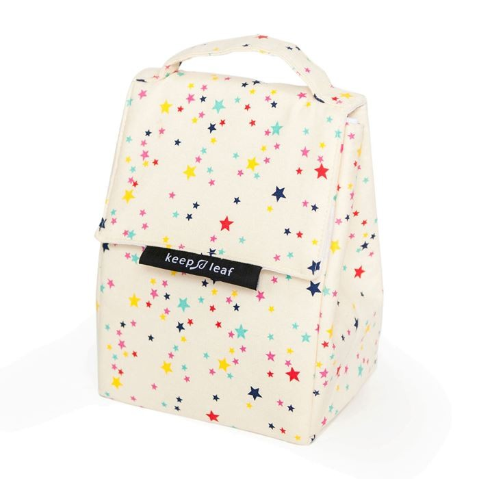 Insulated Lunch Bag - Stars