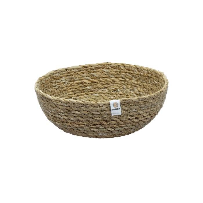 Seagrass Bowl - Medium - Natural