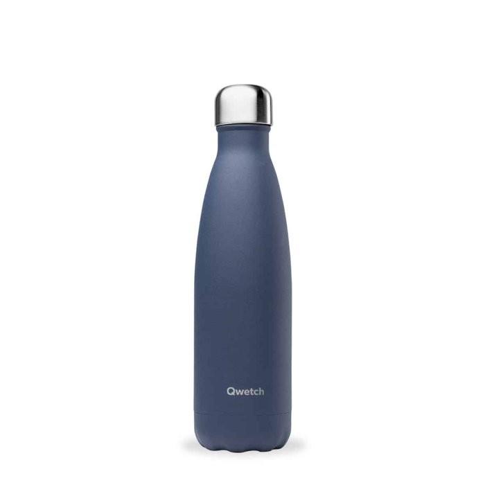 Insulated Stainless Steel Bottle - Granite Midnight Blue -  500ml