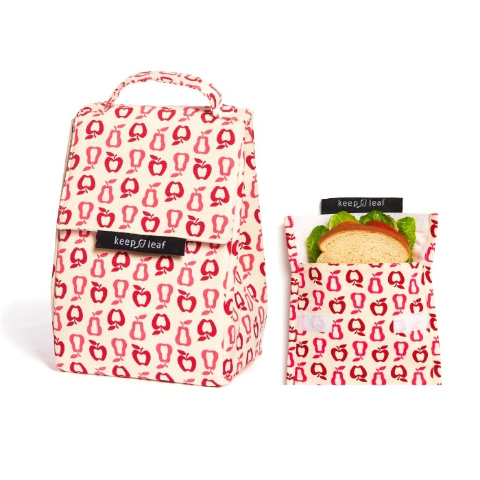 Insulated Lunch Bag with Large Baggie