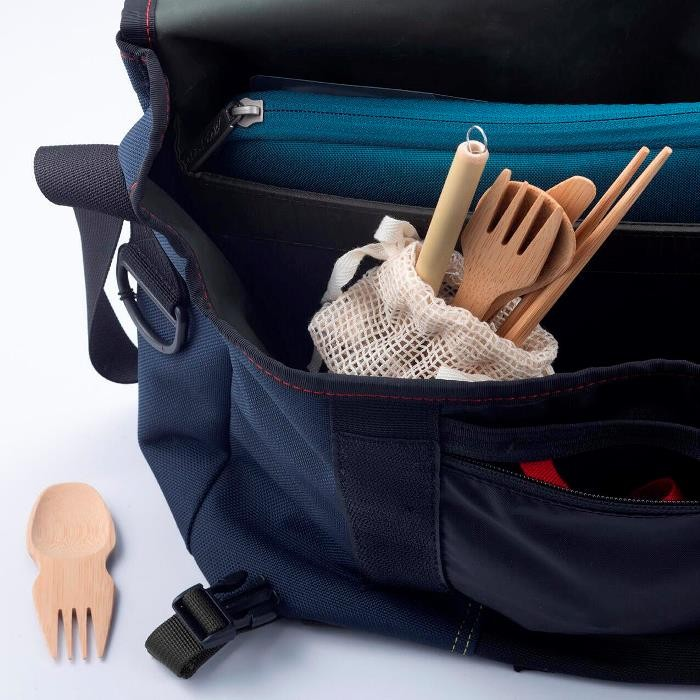 Eat/Drink Tool Kit - in Use
