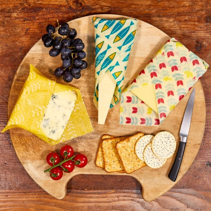 The Cheese Pack - Nature - in Use