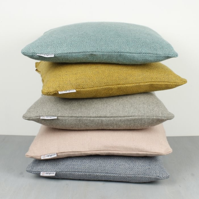 Wool Cushion Range Stack