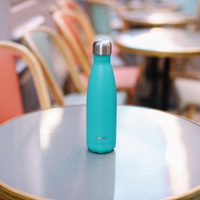 Insulated Stainless Steel Bottle - Pop Lagoon - 500ml