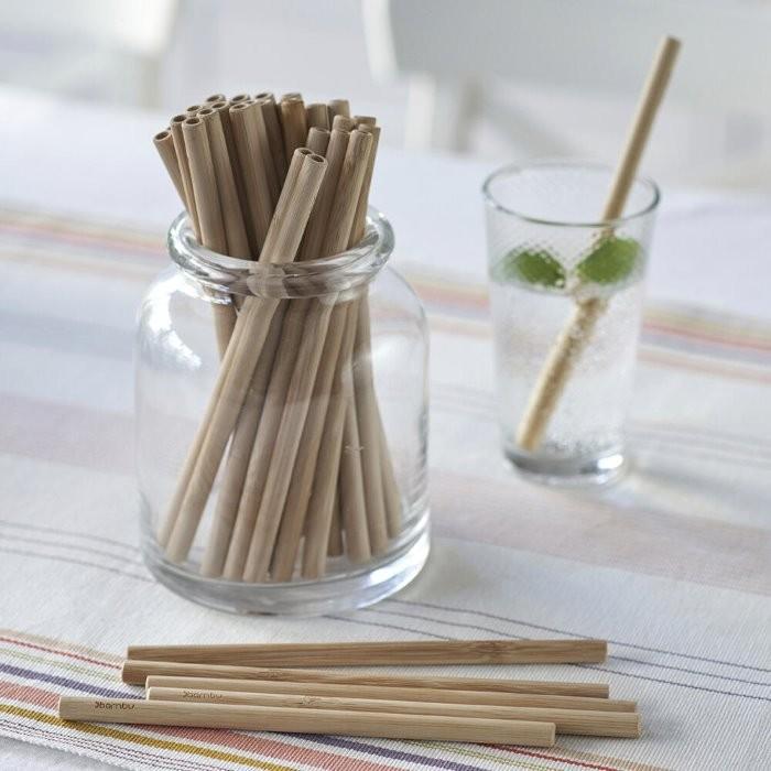 Precision Bamboo Straws