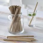 Precision Bamboo Straws - in Use