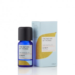 Lemon Essential Oil - Organic - 12ml - CO