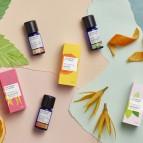 Ylang Ylang, Peppermint & Orange Essential Oils - 12ml