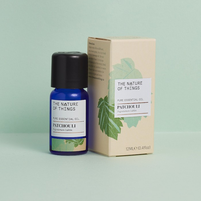 Patchouli Essential Oil - 12ml - On Green