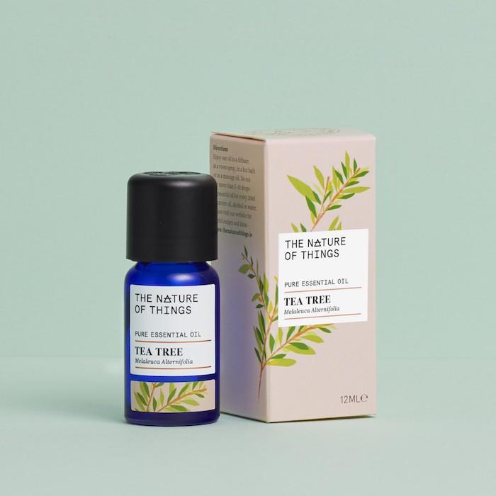 Tea Tree Essential Oil - 12ml - On Green