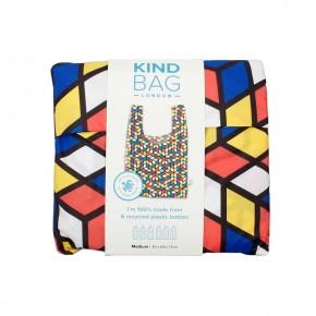 Reusable Shopping Bag - Cubes