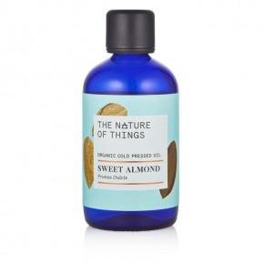 Sweet Almond Oil - Organic - 100ml