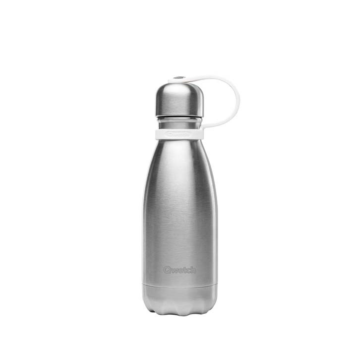 Bottle Lid with Silicone Strap – 260/500ml Bottle – White