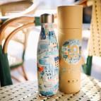 Insulated Stainless Steel Bottle - Les Toits De Paris - 500ml
