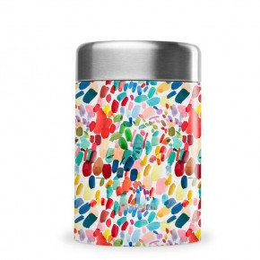 Insulated Stainless Steel Food Jar - Arty - 650ml