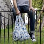 Reusable Shopping Bag - Koi Fish