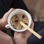 Long Handle Bamboo Spoon