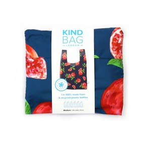 Reusable Shopping Bag - Pomegranate