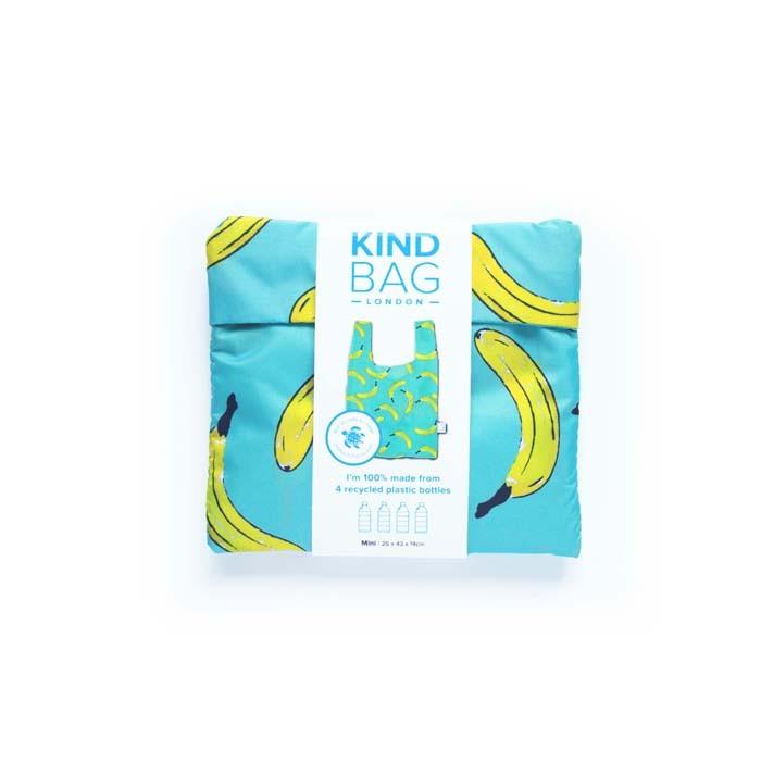 Mini Reusable Shopping Bag - Banana