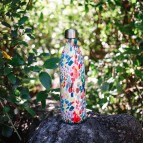 Insulated Stainless Steel Bottle - Arty - 1l