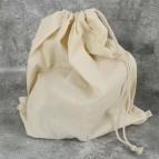 Organic Cotton Produce Bag - X-Large (43 x 50cm)