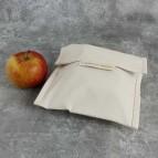 Organic Cotton Large Baggie - Natural